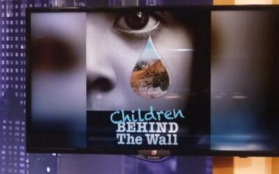 'Los niños detrás del muro', documental que narra el drama de miles de n...