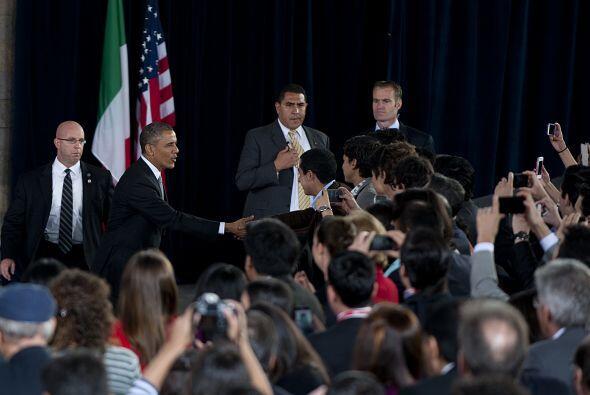 """""""Sin el gran apoyo de los hispanos, incluyendo muchos mexicano-americano..."""