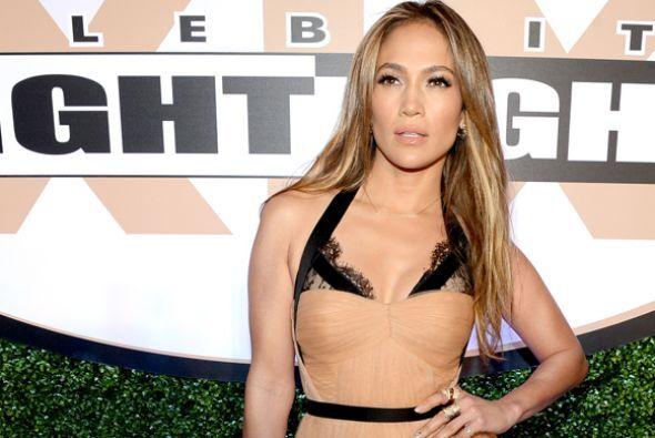 Si el éxito, la fama, belleza y fortuna de Jennifer Lopez ya te causaban...