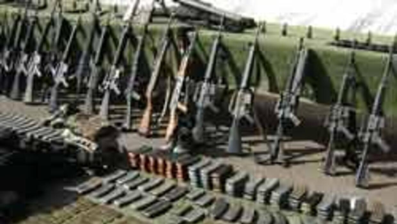 Casi 500 armas en primera semana de canje en Estado de México 456eed8ffd...