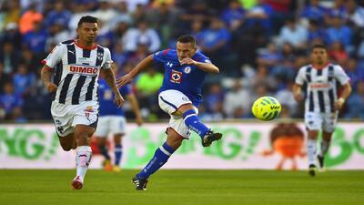 Cruz Azul vs Monterrey: El golazo de Giménez salvó lo que fue un partido...