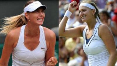 La final femenil en Wimbledon echará chispas, la rusa Sharapova llegará...