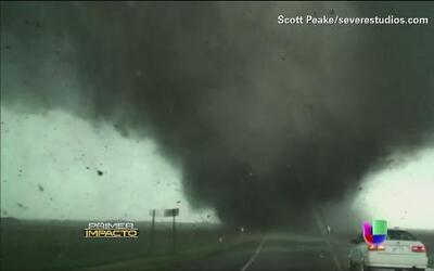 Dos devastadores tornados dejan muerte y destrucción en Nebraska