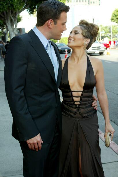 """La pareja apareció junta en dos películas: """"Gigli&quo..."""