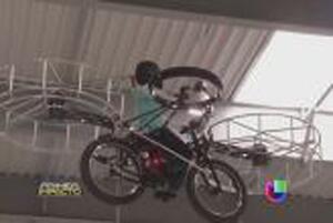 Esta bicicleta voladora ya es una realidad