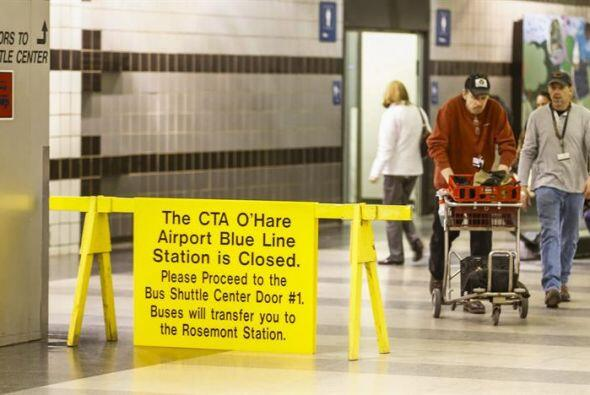 Christopher Bushell, director de infraestructura de la CTA, dijo que pro...