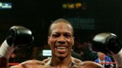 Cornelius Bundrage le arrebató el título a Carlos Molina.