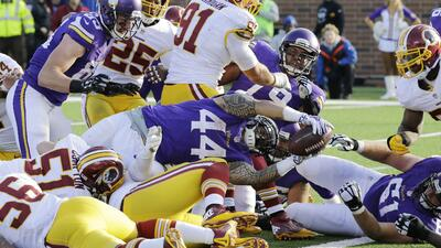 Highlights Semana 9: Washington Redskins vs. Minnesota Vikings‎