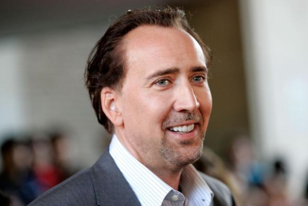 Nicolas Cage nació el 7 de enero de 1964.