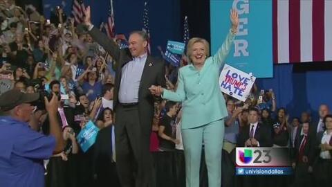 Resumen del tercer día de la Convención Demócrata