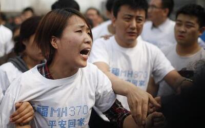Malaysia Airlines ofreció 5 mil por cada desaparecido