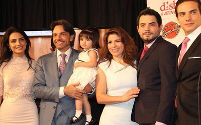 Eugenio Derbez rejuveneció con su hija Aitana