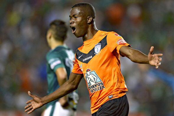 Enner Valencia, figura de la Selección de Ecuador en el Mundial de Brasi...