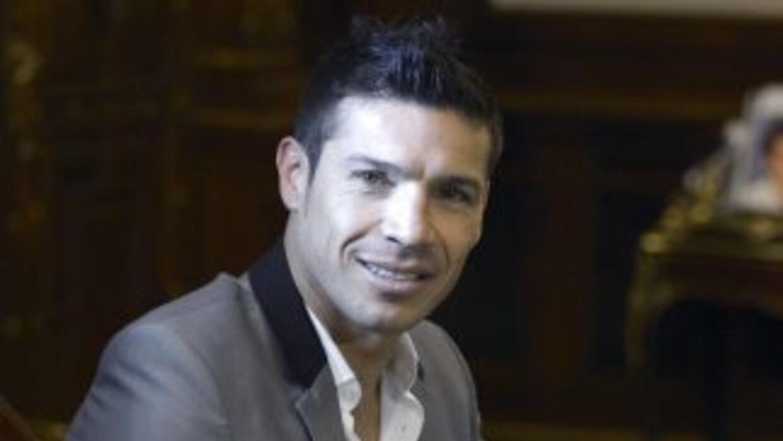 Sergio Martínez estará en el 'antiago Bernabéu'.