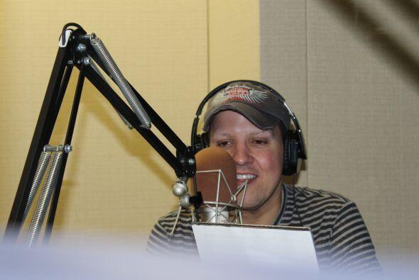 Un emocionado Raúl González apela al corazón de los radio escuchas, para...