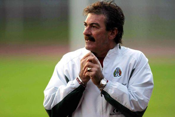 Ricardo clasificó a la selección mexicana como segundo lug...