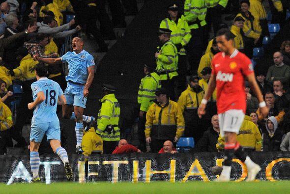 Un gol que caía en el minuto 45, antes de que acabara la primera mitad.