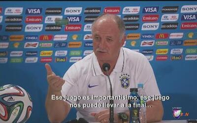 Brasil vs. Alemania, un duelo de titanes