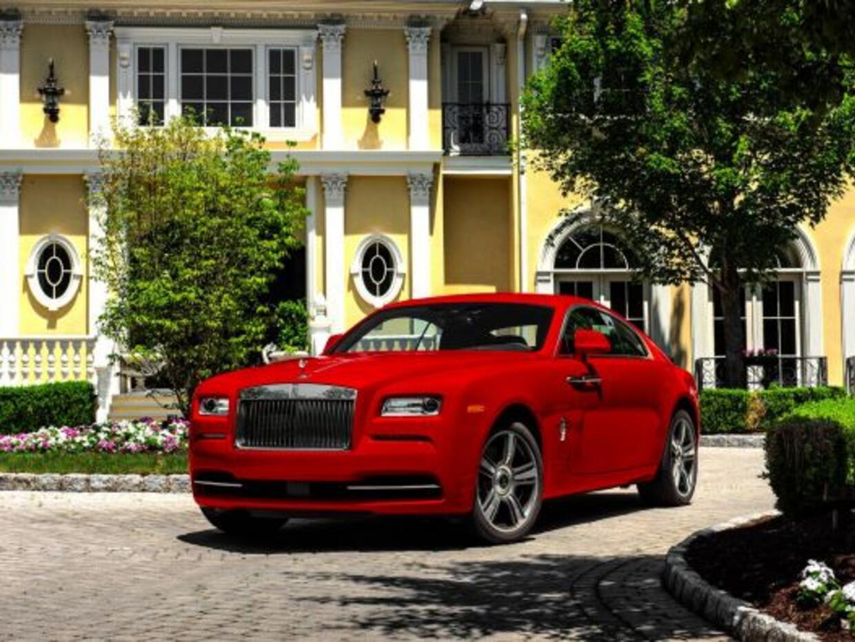 Rolls-Royce presentó el Wraith St. James Edition, una edici&oacut...