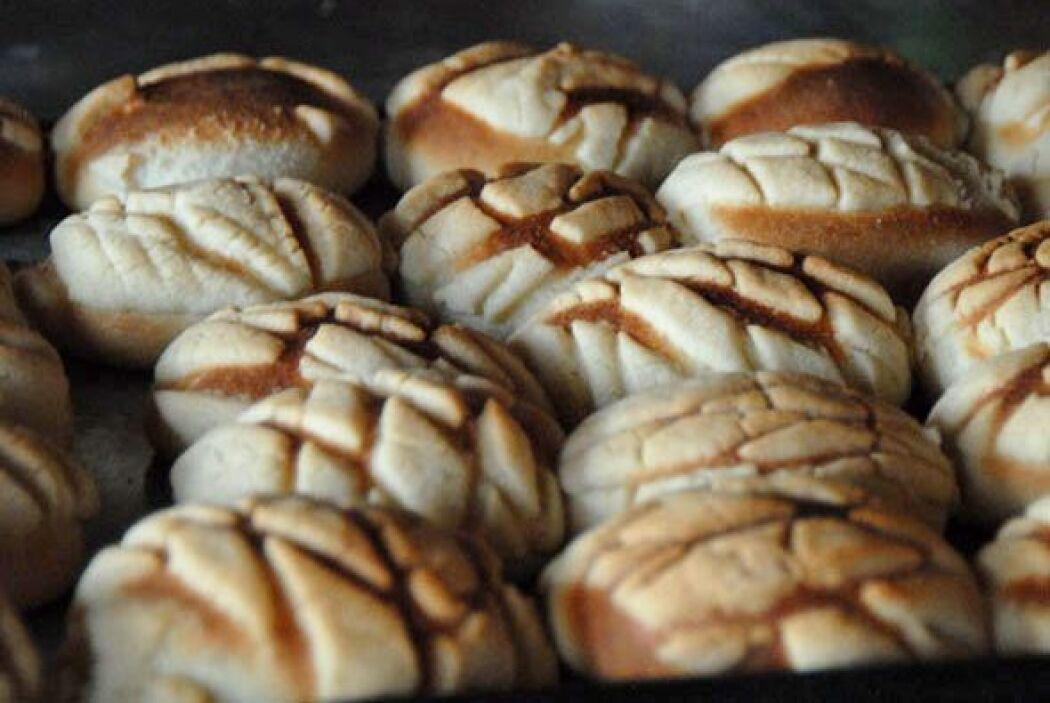"""Algunos panes como las llamadas """"conchitas"""" se hacen con una combinación..."""