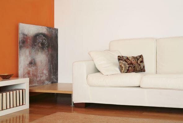 Que la pieza de arte sea el punto focal del 'living' o del 'master bedro...