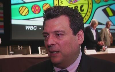 Mauricio Sulaimán fue reelecto presidente del Consejo Mundial de Boxeo h...