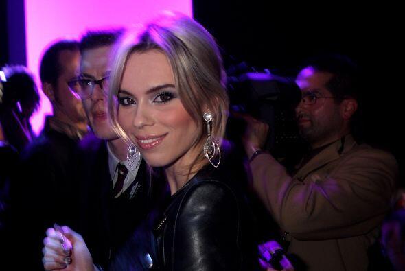 Kristina Liliana es una hermosa modelo ucraniana que estudió periodismo...
