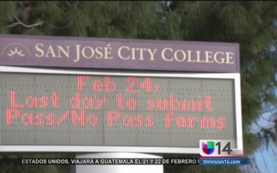 Colegios comunitarios de Evergreen y San José se comprometen a proteger...