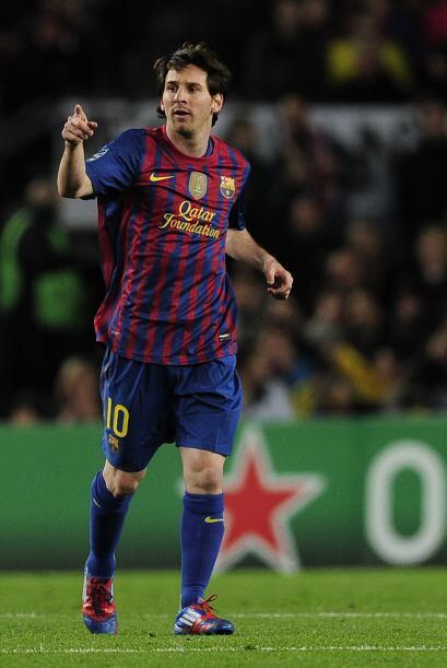 A Messi le vienen bien esta clase de partidos y tratará de poner...