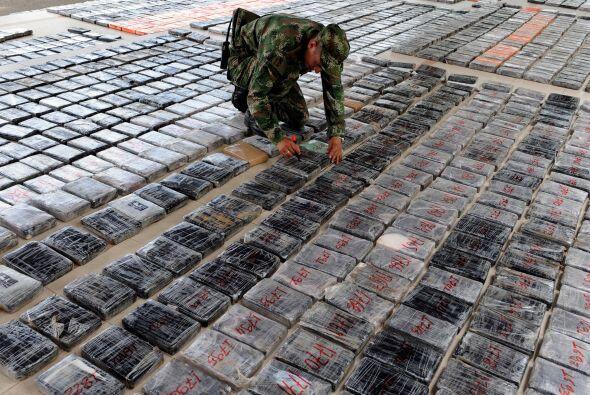 Venezuela se considera una víctima del narcotráfico, porque a pesar de n...