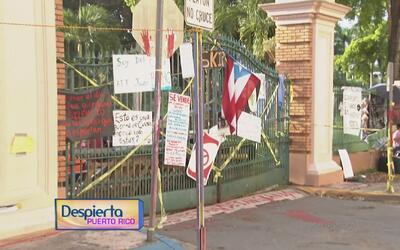 Portavoces estudiantiles de la UPR hablarán sobre sus próximas acciones...