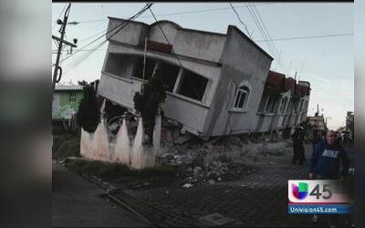 Sismo deja muertos en Guatemala
