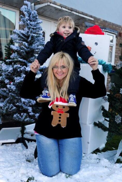 Se dice que no hay ilusión más grande que la de un niño en Navidad, no s...