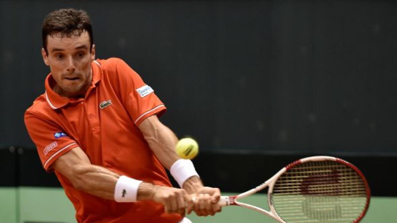 España desciende en la Copa Davis
