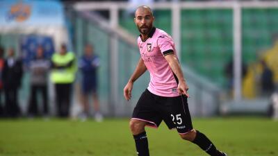 Enzo Maresca con el Palermo