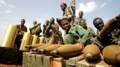 Naciones Unidas calcula que 355,000 personas han escapado de la violenci...
