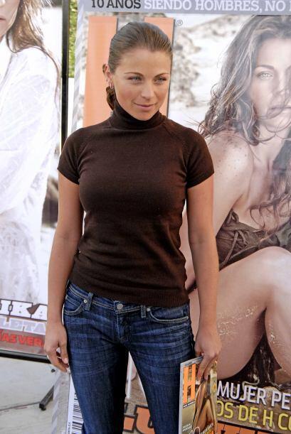 """Ludwika Paleta también decidió quitarse la ropa para la """"Revista H Para..."""