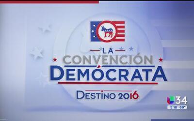Arranca la Convención Nacional Demócrata