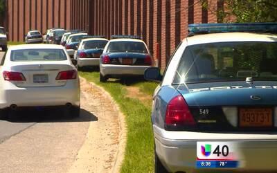 Una iniciativa de ley permitiría el decomiso de vehículos sin necesidad...