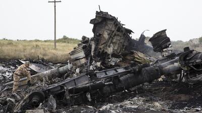 ¿No lo viste? Investigación tras la caída del avión de Malaysia Airlines