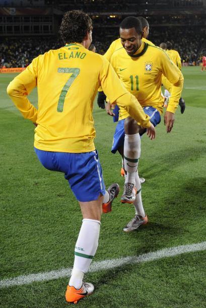 Uno de los más conocidos es Elano, jugador brasileño que p...