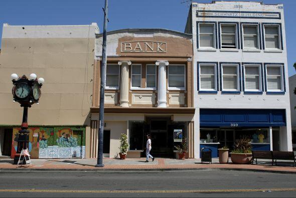 #6 Vallejo, California. Otros  elementos analizados en el ranking son má...