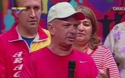 Holanda libera a Hugo Carvajal y él fue recibido como un héroe en Venezuela