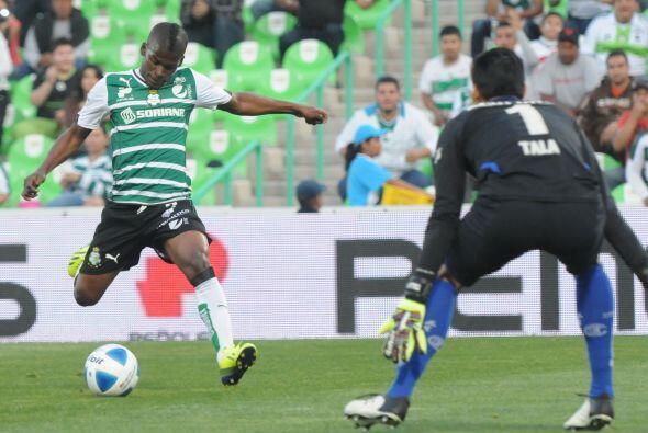 Darwin Quintero: No anotó gol pero volvió a ser ese jugado...