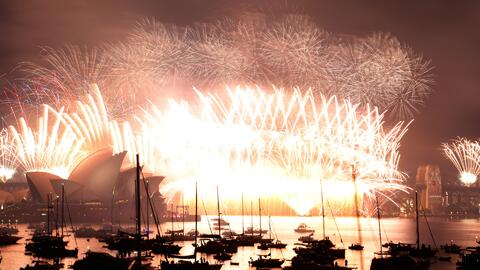 Las celebraciones del Año Nuevo en otros países