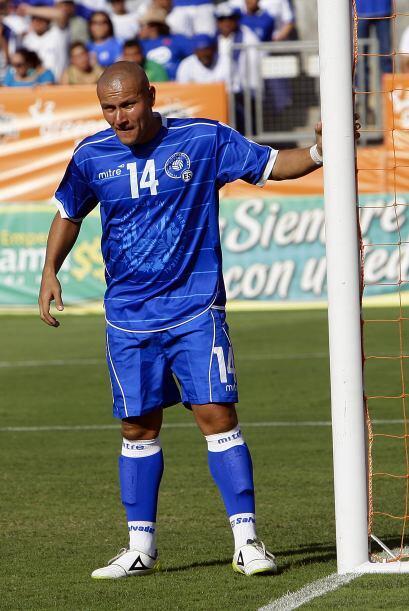 Recientemente el capitán de la Selección de El Salvador De...