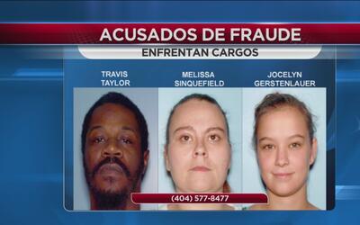 Acusados de fraude por comprar con billetes falsos