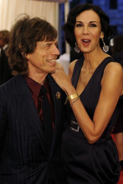 La diseñadora de modas L'Wren Scott, novia de Mick Jagger, fue encontrad...