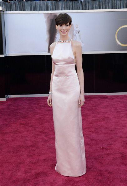 Los pezones de Anne Hathaway pasaron a la historia gracias a este vestid...