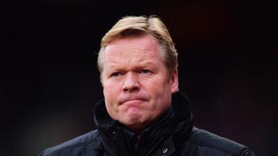 El técnico holandés del Southampton reveló que tuvo un acercamiento con...
